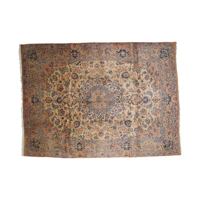 Leon Banilivi Persian Mashad Carpet - 8′ × 10′10″ - Image 1 of 7