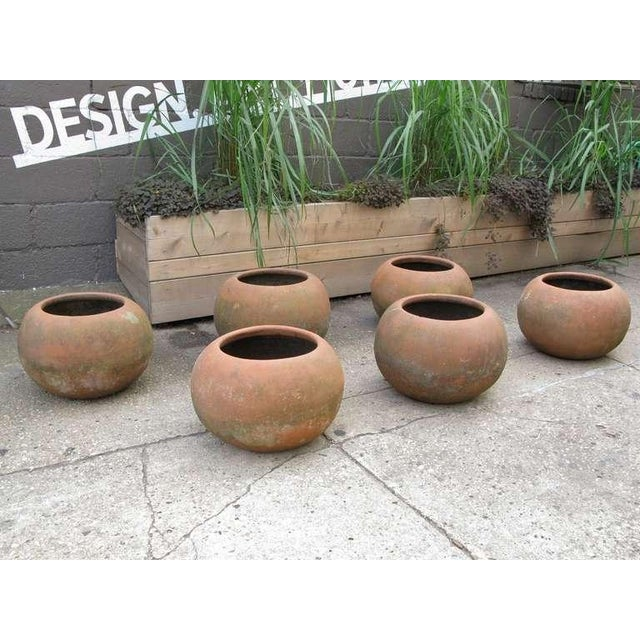 Mid-Century Mexican Terracotta Pots - Image 6 of 10