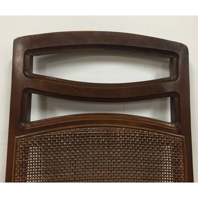 Mid Century Dining Chairs - Set of 6 - Image 4 of 11