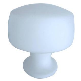 Italian Glass Desktop Lamp
