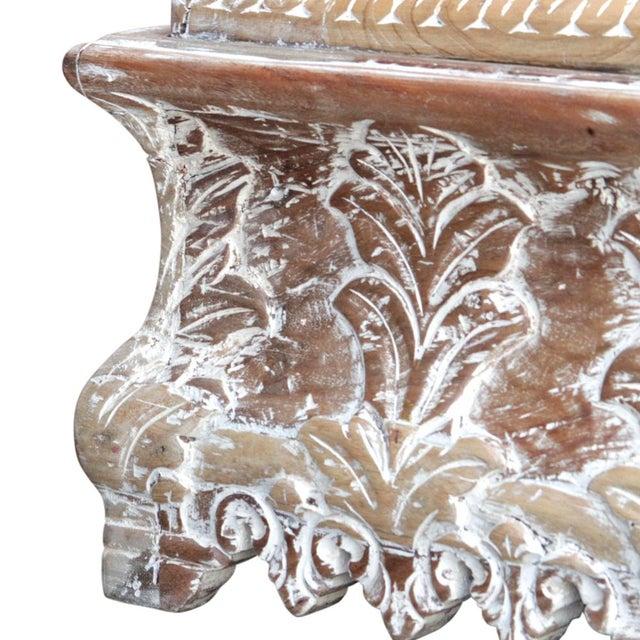 Carved Acanthus Leaf Box - Image 4 of 6