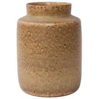 Danish Pottery Vase by Per Linneman Schmidt for Palshus
