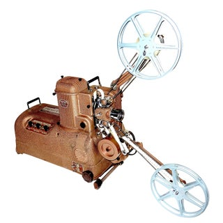 Cinema Motion Picture Projector circa 1940s