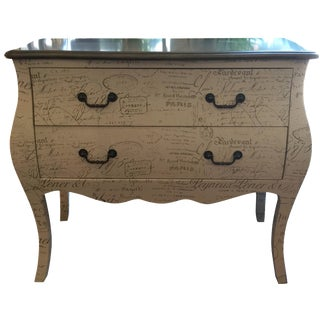 Francophile Bombay Chest