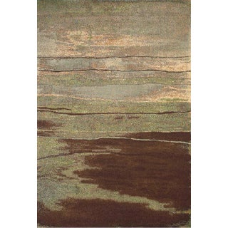 Rivington Chocolate Rug by Feizy - 8' x 11'