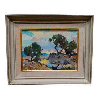 Orrin White California Plein Air Painting