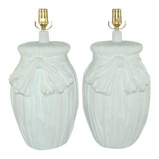 Plaster Lamps in John Dickinson Style