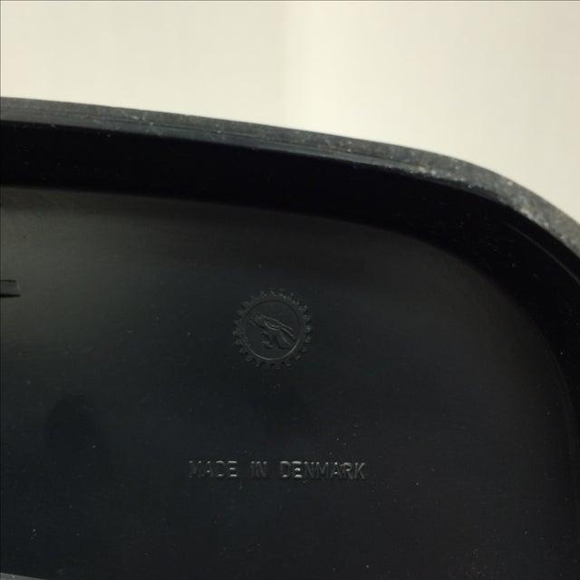 Midcentury Modern Danish Articulating Table Mirror - Image 7 of 8