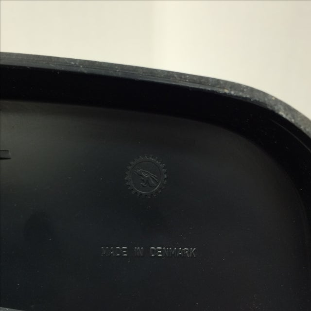 Image of Midcentury Modern Danish Articulating Table Mirror