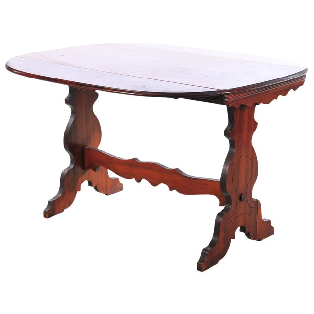 Hawthorne Furniture Antique 4ft. Table C.1920s - Image 1 of 10
