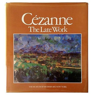 'Cezanne: The Late Work' Hardcover