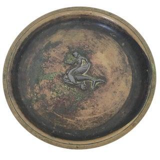 Just Andersen Bronze Dish