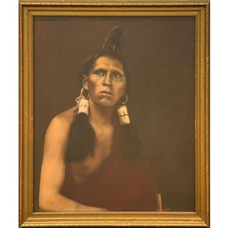 Karl Everton Moon (1879-1948) - Geronimo Gomez, Taos