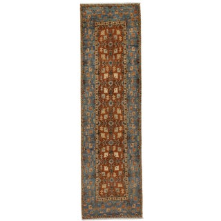 "New Serapi Hand Knotted Runner - 2'9"" x 9'9"""