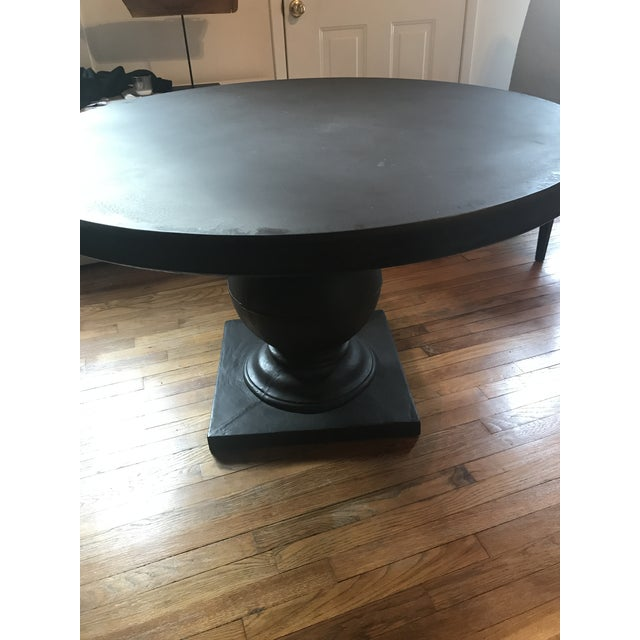 Grey Concrete Round Dining Table - Image 7 of 11