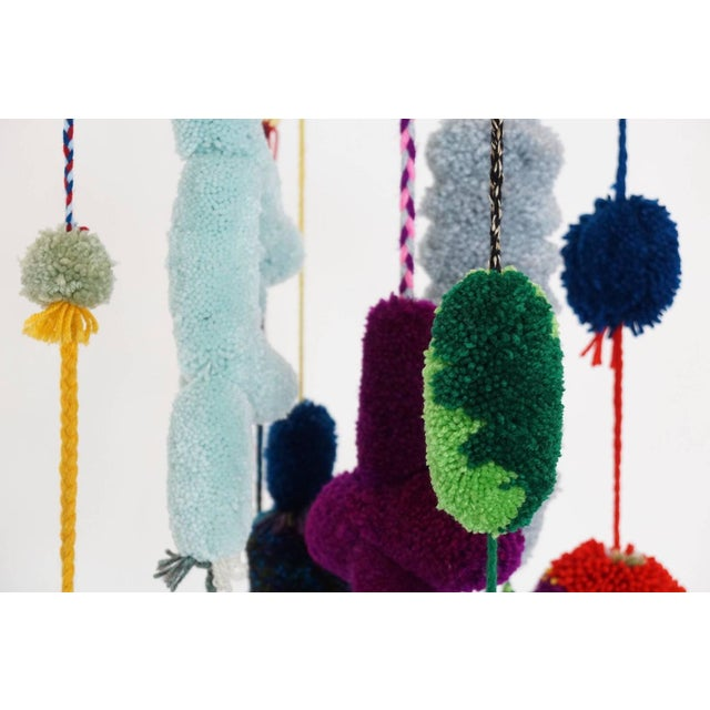 Pom Pom Sculptures - Image 6 of 9