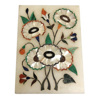 Agra Marble Inlay Box