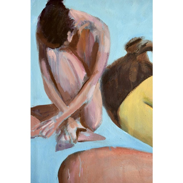 Nudes in Silence Painting - Image 7 of 9