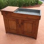 Image of Primitive Dry Sink
