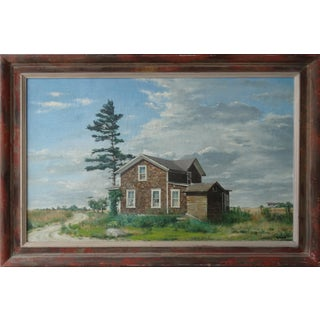 Contemporary American Landscape Oil Painting