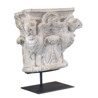 American Cast Stone Capital on Custom Mount