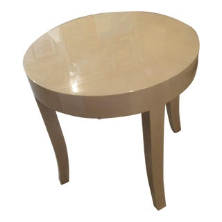 J. Robert Scott Round Side Table