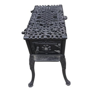 Swedish Iron Stove