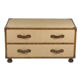 Sarreid Ltd Beckham 2-Drawer Chest