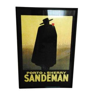 Porto & Sherry Sandman Poster