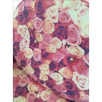 Image of Rose Print Upholstered Chair