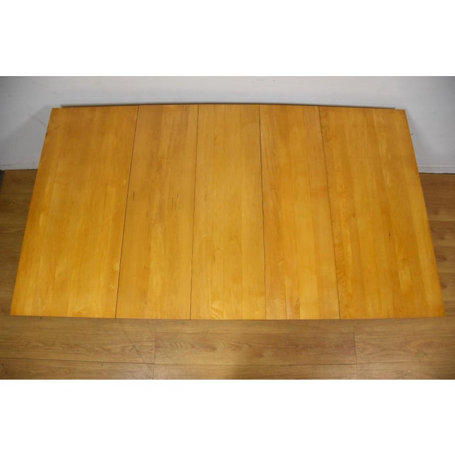 """Paul McCobb """"Predictor"""" Dining Table - Image 4 of 11"""