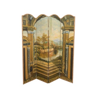 Grecian Style Room Divider