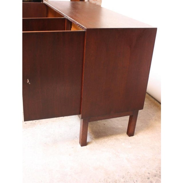 Image of Danish Cabinet Maker Custom Oak Sideboard