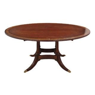 Georgian Style Round Dining Table