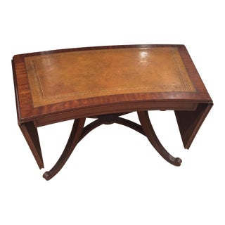 Antique Drop Leaf Coffee Table