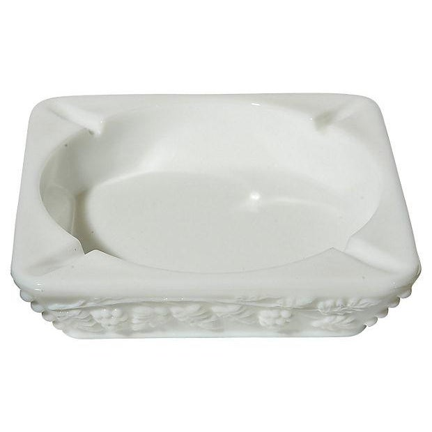 Image of 1960's White Grape-Accented Ashtray