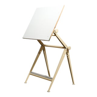 "Friso Kramer & Gerrit Rietveld ""Reply"" Drafting Table"