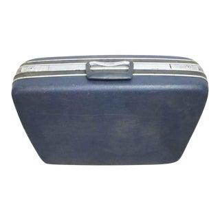 Blue Samsonite Silhouette Suitcase