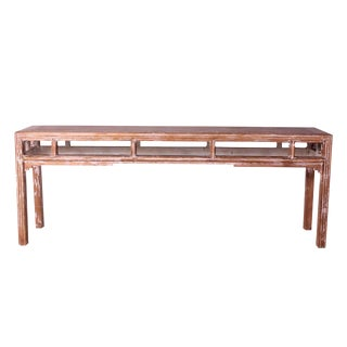 Sarreid Ltd Distressed Altar Table