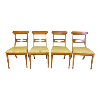 Vintage Dining Chairs- Set of 4