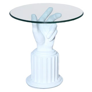 Hand Accent Table