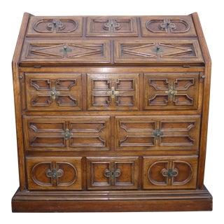 Vintage Drexel Spanish Style Secretary Desk