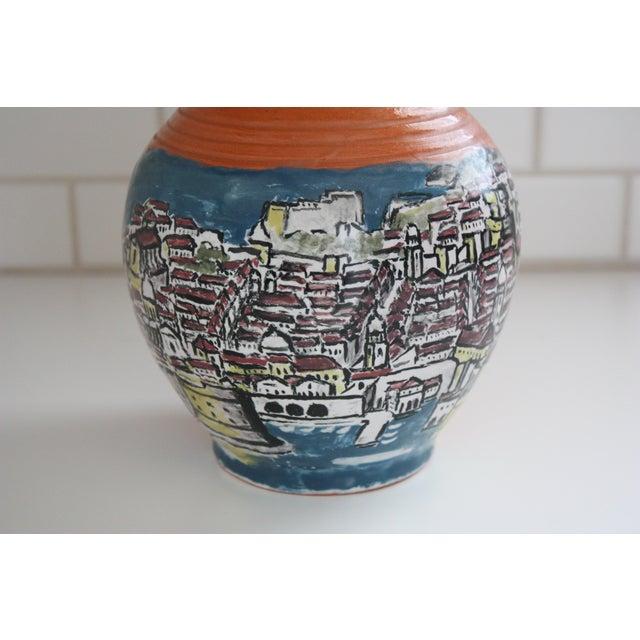 Mediterranean Jug Vase - Image 4 of 9