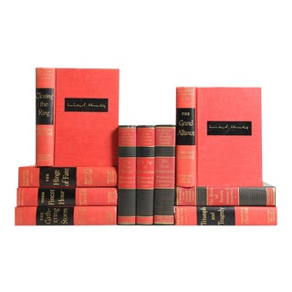 Winston Churchill Book Collection - Set of 10