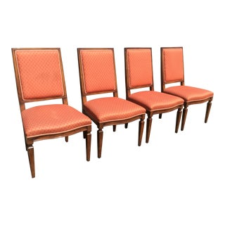 Tuscan Style Chairs - Set of 4