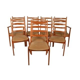 Danish Modern Chairs by Kai Kristiansen - Set of 8