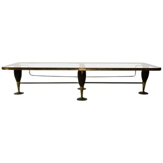 Mexican Modernist Coffee Table After Arturo Pani