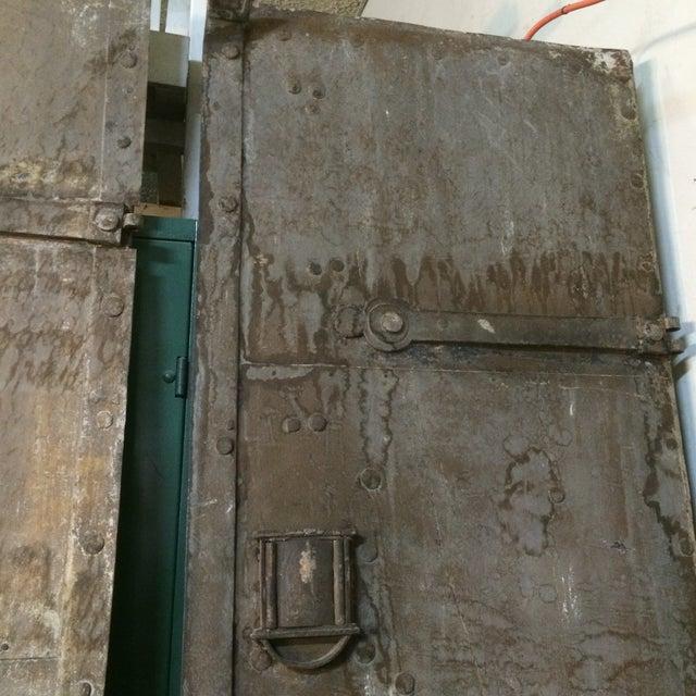 Industrial Metal Castle Door - Image 7 of 10