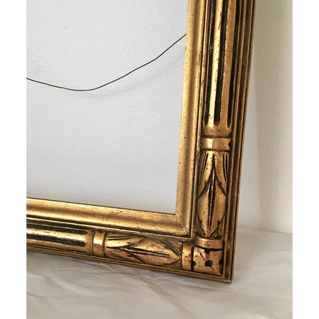Vintage Hollywood Regency Gold Frame - Image 3 of 3