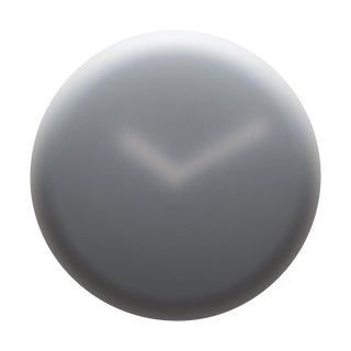 Leff Hazy Wall Clock - Retail $149